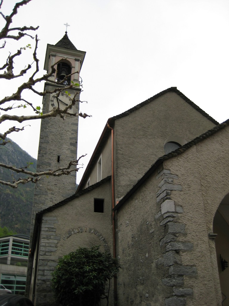 Church in Vallemaggia