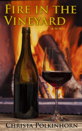 The eBook version of Fire in the Vineyard is published | Bookworm Press
